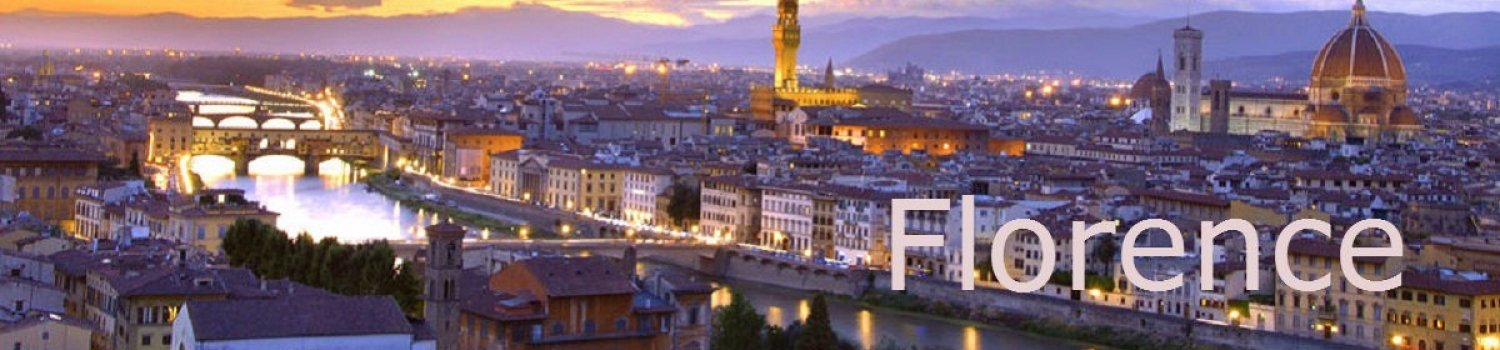 Italian Real Estate Investments in Florence